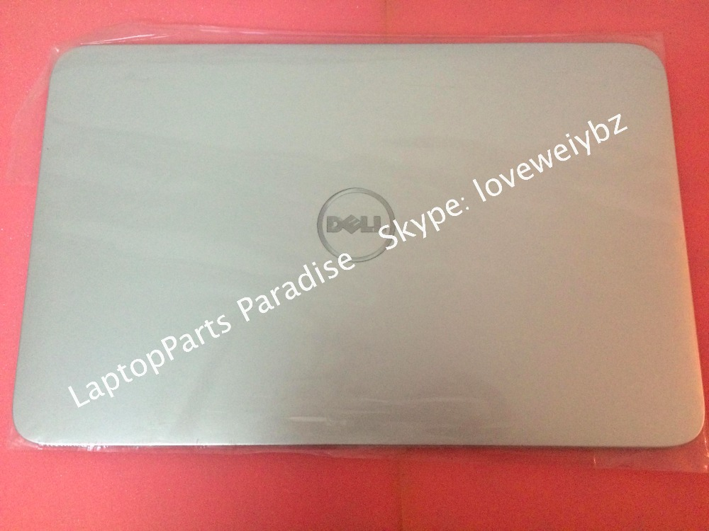 Free Shipping OEM Dispaly Case For Dell XPS 15 L501X L502X Lcd screen Back cover(China (Mainland))
