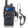 BAOFENG UV 5X Upgraded Version of Baofeng UV 5R UHF VHF Two Way Radio Walkie Talkie