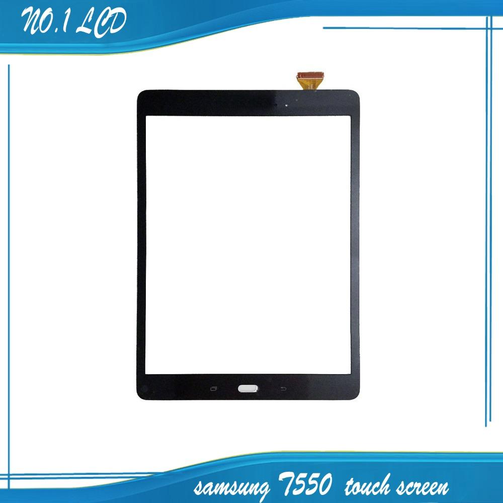 For Samsung Galaxy Tab A 9.7 SM-T550 T550 WIFI Black Touch Screen Digitizer<br><br>Aliexpress