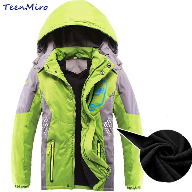 2016 году ток зимой мальчиков парка детей одежды и одежду ребенка snowsuit спортивные куртки в размере костюм пуховик мальчик куртка зимний пиджак детский для девочек осень мальчика зима пальто полиэстер