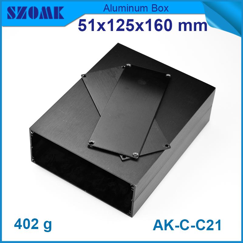 1 piece,51*125*160mm 2.01*4.92*6.3inch  cabinet aluminum oem<br><br>Aliexpress
