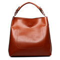 women leather casual shoulder bag bright surface luxury women designer handbags high quality famous brand ladies