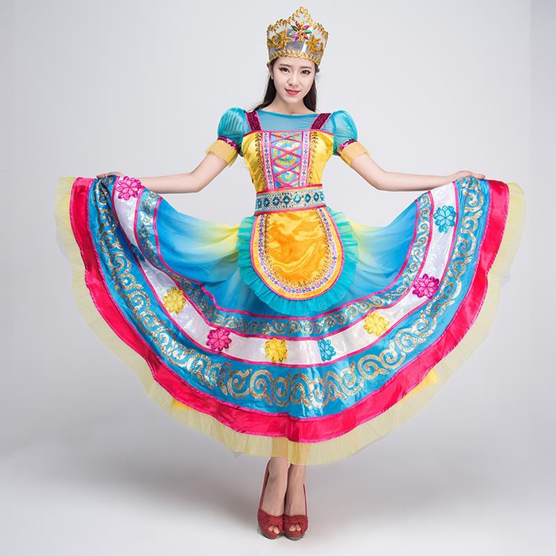 Interpretazione dei Sogni - Pagina 9 Delle-signore-delle-donne-tradizionale-costume-nazionale-russa-russia-abbigliamento-principessa-abiti-da-ballo-costumi-vestiti