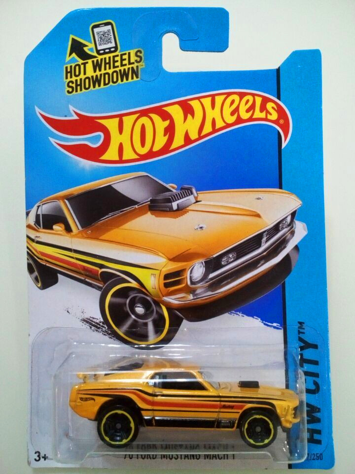 Hot Wheels Ford series 70 FORD MUSTANG MACH 1 alloy classic toy car model Pocket toys(China (Mainland))