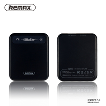 Buy REMAX PINO Power Bank 2500mAh 9.5Wh Mini Portable Charger Polymer Battery External Battery Pack Power Bank Iphone Xiaomi for $10.40 in AliExpress store