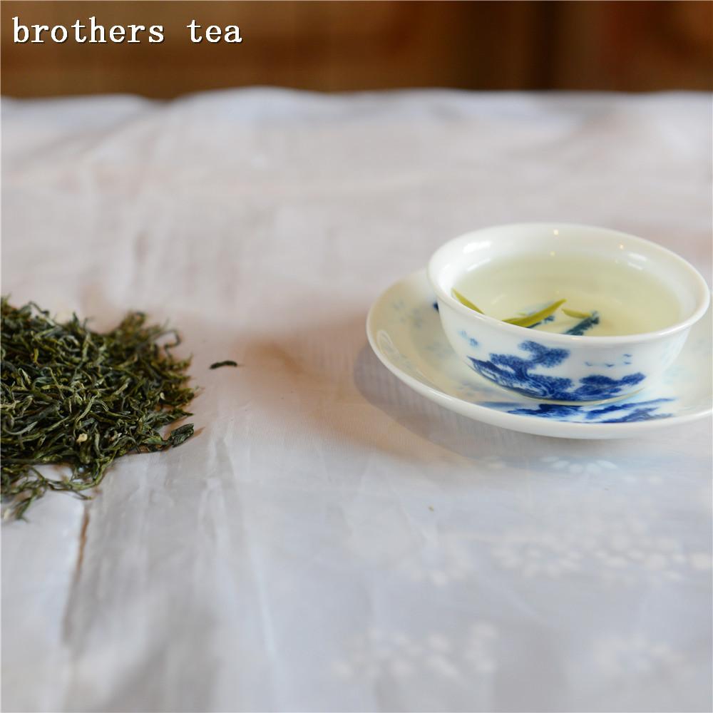 2015 250g Selenium-enriching  Grade B Cui Feng  Green Tea, Ziyang County,Ankang City,China Anticancer Organic Refreshing Stomach<br>