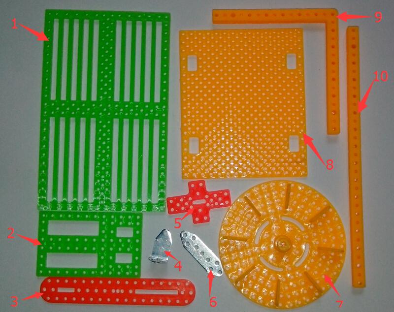 Запчасти и Аксессуары для радиоуправляемых игрушек 10 /5pcs 50 /toy запчасти и аксессуары для скутера promise