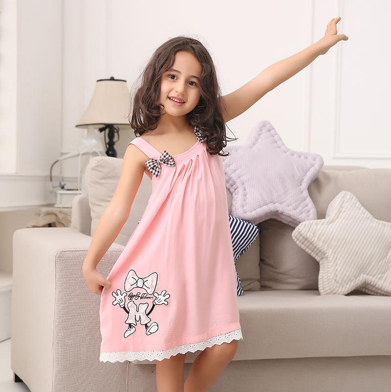 Ночная сорочка своими руками для девочки 21