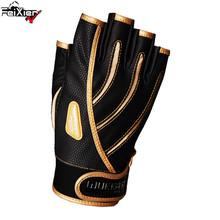Wk-011 Half Finger Men Waterproof Pu Durable Anti-Slip Anti-Cut Pesca Sport Fishing Gloves Tackle Four Seasons Insulated Luvas