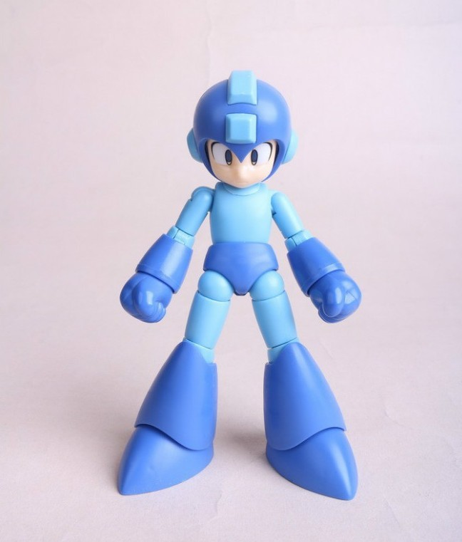 Robot Assembly Game Game Doll 1/10 Scale Robot