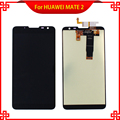 Black Touch Panel For HUAWEI MATE2 MT2 LCD Display Touch Screen High Quality 6 1 Mobile