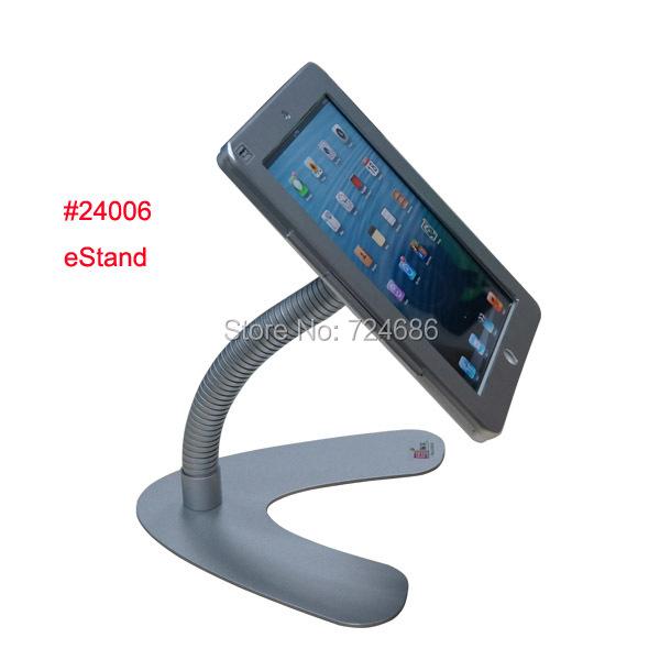 Для iPad 2/3/4/air гусиная шея стенд безопасности дисплей магазин
