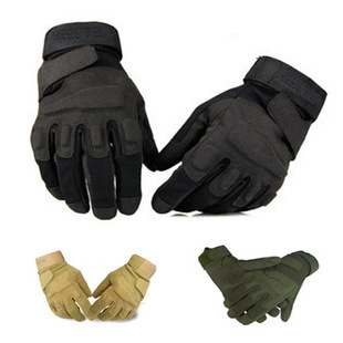 Outdoor Sports Blackhawk Camping Military Tactical Swat Airsoft Hunting Motorcycle Cycling Racing Riding Gloves Armed Mittens(China (Mainland))