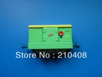 Free Shipping--Chuggington metal train Educational Toys collections for kids gifts - Green Carriage
