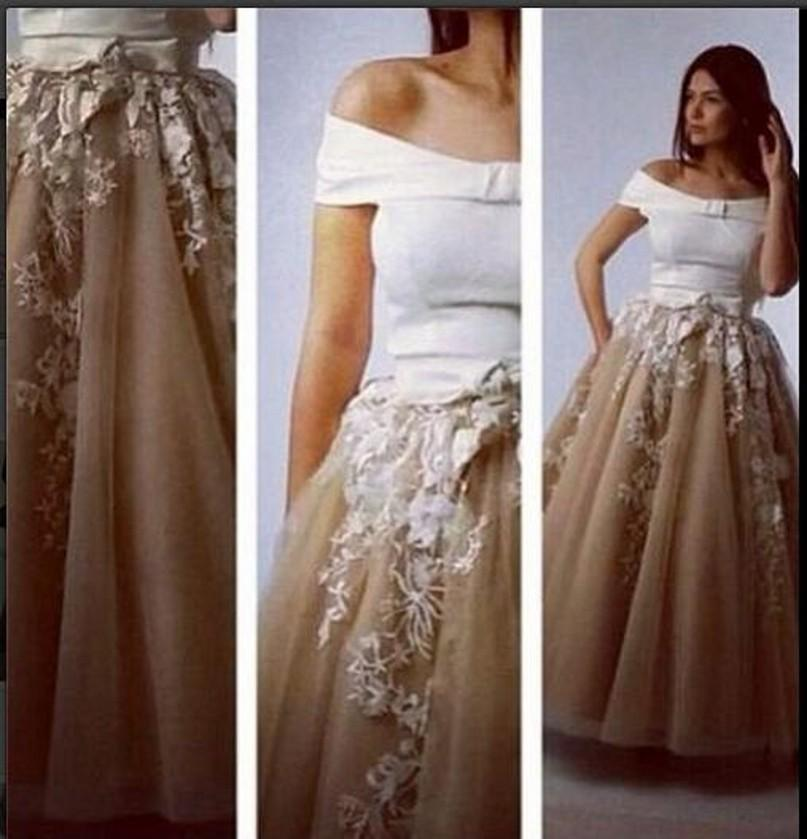 Aliexpress.com  Buy vestidos largos de verano Dubai Arabic Long Evening Dress Lace Appliques Off Shoulder Prom Dresses 2015 Maxi Women Formal Gowns from
