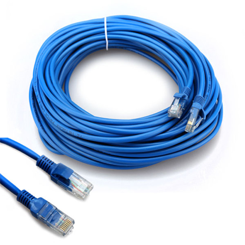 Hot ! New Stylish Best Selling 16M 65FT RJ45 For CAT5 Ethernet Internet Network Patch LAN Cable Cord For PC Computer(China (Mainland))