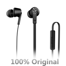 100% Original Xiaomi Earphone Headphone Piston Simple Edition colorful Headsets with Mic For Xiaomi mi 2 3 4 Redmi