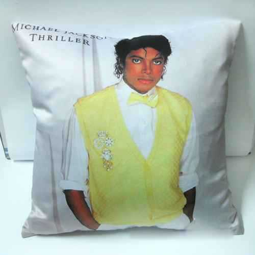 Michael Jackson Cushion Pillow Cover Case 5pc Bad Smooth Criminal King Of Pop style NO 1