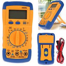 Buy Electrical Digital Multimeter LED Display Diagnostic Tool Voltmeter Ammeters Ohmmeter Multimeter Tester P34 for $10.32 in AliExpress store