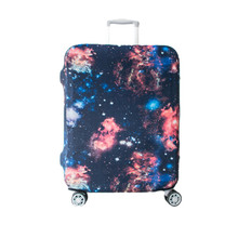 Elastic Galaxy Trolley Suitcase Cover For 18-32 inch Luggage Protective Protect Dust Bag Case Travel Accessories Supply Product(China (Mainland))
