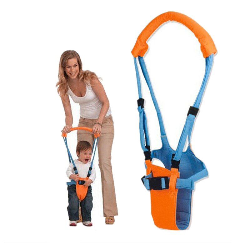 2016 Baby Learning Walking Assistant Kid Walkers Infant Toddler safety Harnesses Moon Walk Keeper
