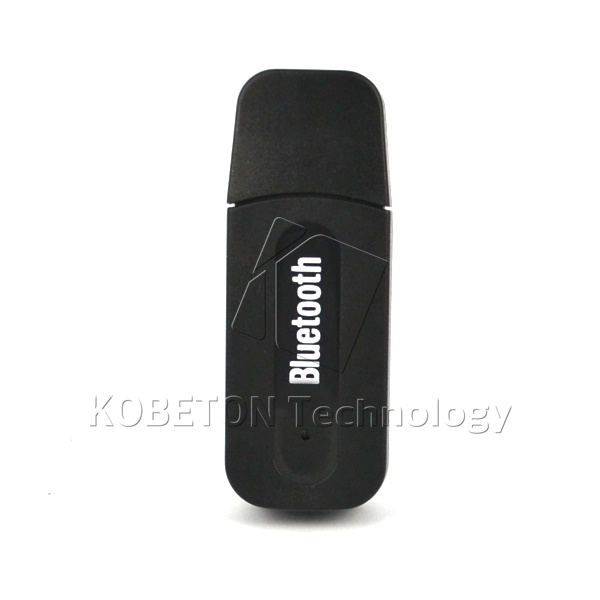 Mini Portable USB Wireless Bluetooth Stereo Music Receiver Dongle Kit with 3.5mm Jack Audio Cable for iPhone 6 smart phone(China (Mainland))