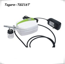 Tagore TG216T(100PCS) Body Paint Tanning Airbrush and Compressor(China (Mainland))