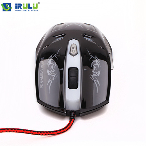 Led Optical USB Gaming Mouse Wired 6D Buttons Mice 2000DPI JT07 wired Professional game mice for laptops desktops mouse gamer(China (Mainland))