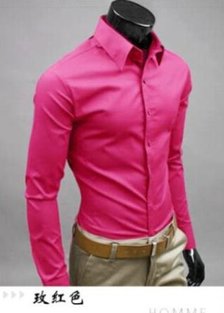 Womens Hot Pink Shirt