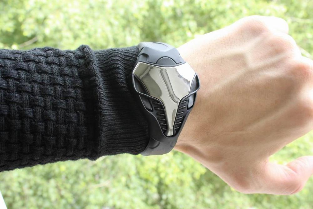 Мужские  LED часы «Iron Cobra». Купить, Цена, Бесплатная доставка!