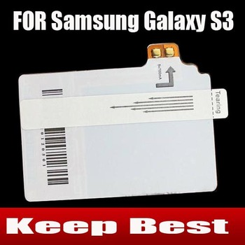 QI Wireless Charger Receiver For Samsung Galaxy S3 SIII i9300/9308/939
