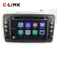 """7"""" Touch Screen Car Stereo Radio For Mercedes Benz Vaneo Viano W639 Vito W638 W203 W168 W209 W463 GPS Bluetooth CD MP4 CANBUS(China (Mainland))"""