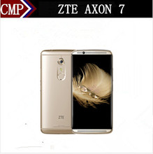 zte axon 7 on t mobile device will