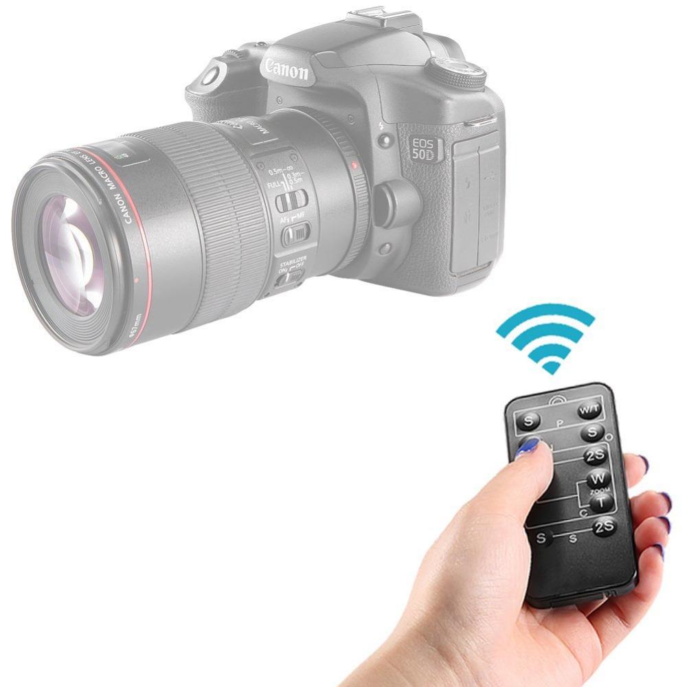 Neewer Universal 5 1 Wireless Camera IR Remote Shutter Release Control Canon Nikon Sony Pentax Minolta Konica