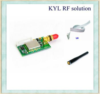 RS232/RS485/TTL передатчик и приемник 433 мГц/868 мГц/915 мГц вч модули связи FSK модуль данных 10 МВт до 100 МВт KYL-200U