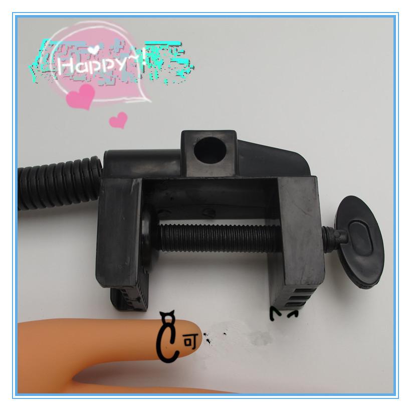 BEAUTY False Nail Fake Fingers New Adjustable Nail Art model Fake Hand for Training and Display painting practice tool(China (Mainland))