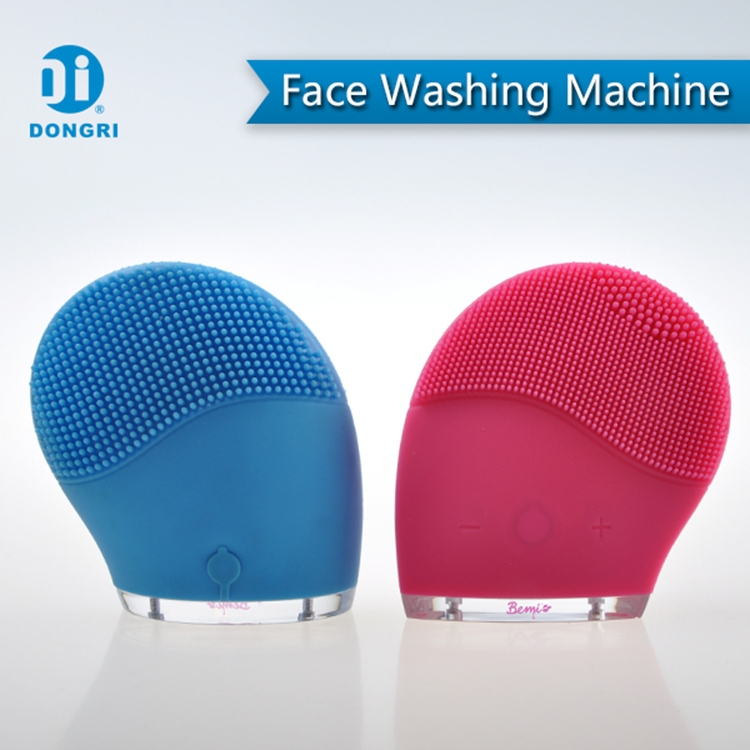 Washing Machine Ultrasonic Massager Waterproof USB Charging Face Care Sex Products 360 Degree Remover CE / ROSE Certification(China (Mainland))