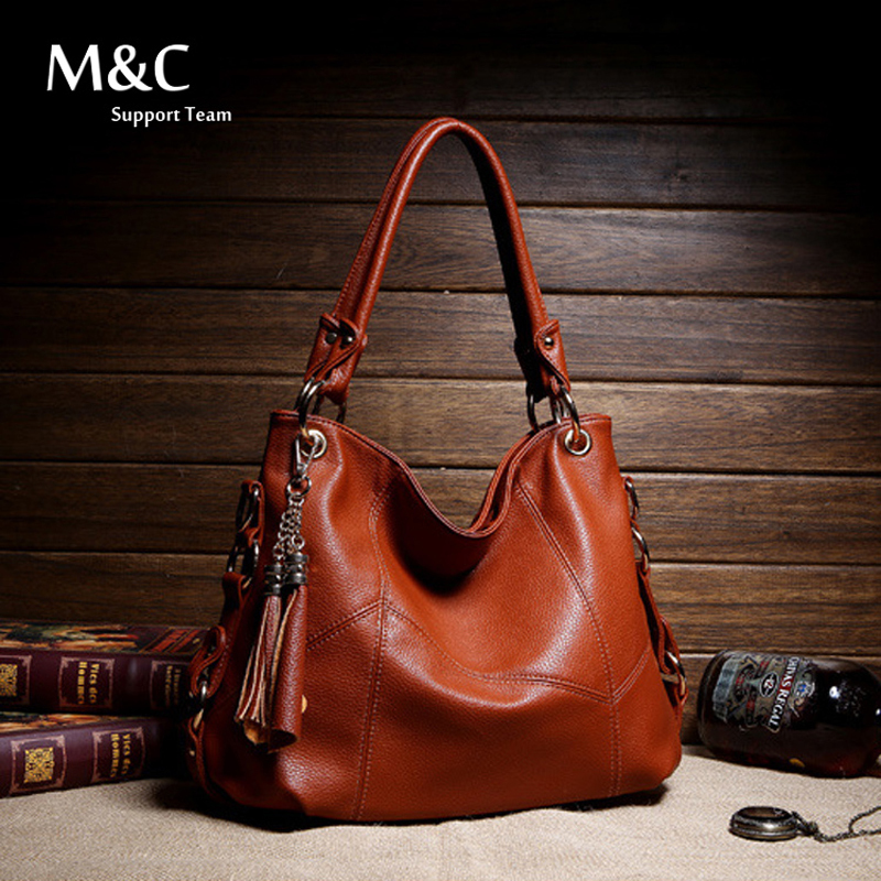 Women Genuine Leather Handbag Cowhide Bag Women Messenger Bags bolsas femininas genuine leather bags for women bag bolsas SD-012