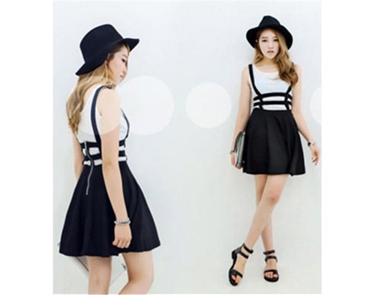 Женская юбка Brand new Faldas Negras Cortas skirt