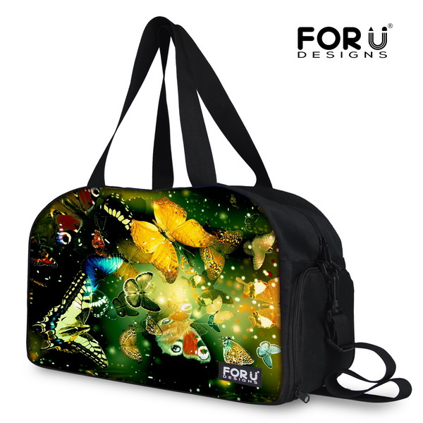 Plaid Style Sport Bag Women Brand Fitness Gym Durable Sports Shoulder Bags Waterproof Tote