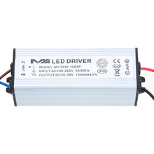 AC100-265V to DC20-39V 50W LED Driver AC/DC Adapter Lighting Transformer Switch Power Supply IP66 waterproof CE RoHs(China (Mainland))