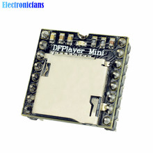 Buy Free DFPlayer Mini MP3 Player Module MP3 Voice Decode Board Arduino Supporting TF Card U-Disk IO/Serial Port/AD for $1.49 in AliExpress store