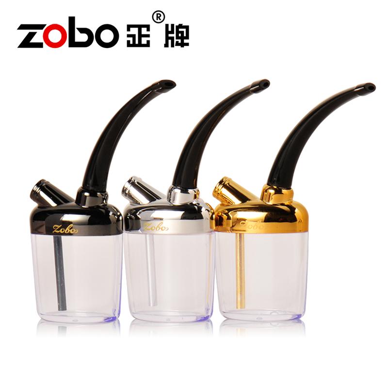 Zobo water smoking pipe hookah bicirculation Filter cigarette holder environmental health water bongs(China (Mainland))