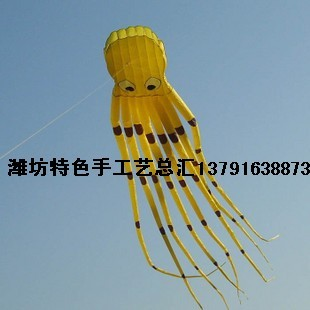L kite large kite 8 meter tube octopus 5