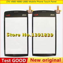 ZTE v880 Mobile Phone Touch Panel San Francisco u880 n880 touch screen Touch lens External display screen handwriting screen(China (Mainland))