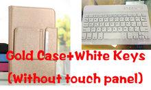 "Kablosuz bluetooth Klavye Kılıf KÜP i6 9.7 ""Tablet, klavye Kılıf KÜP i6 Hava 3G/i6 Hava 3G Çift Boot 4 Hediyeler(China)"