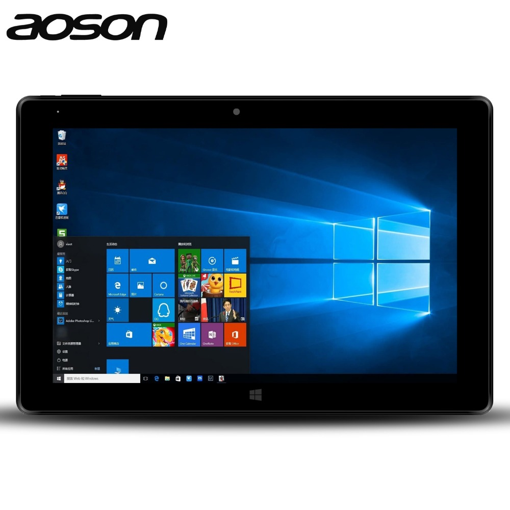 2016 Hot-Sale Business Windows Tablet PC Aoson R16 10.1 inch Quad Core For Intel Z3735F 2G/32G Bluetooth HDMI Windows 10 Tablet(China (Mainland))