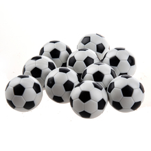 20pcs 32mm Plastic Soccer Table Foosball Ball Football(China (Mainland))
