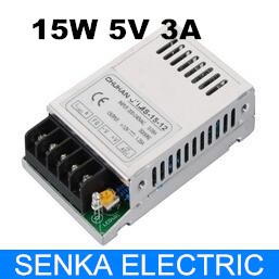 15W 5V small volume single phase switching power supply MS-15-5 LED driver cctv smps<br><br>Aliexpress
