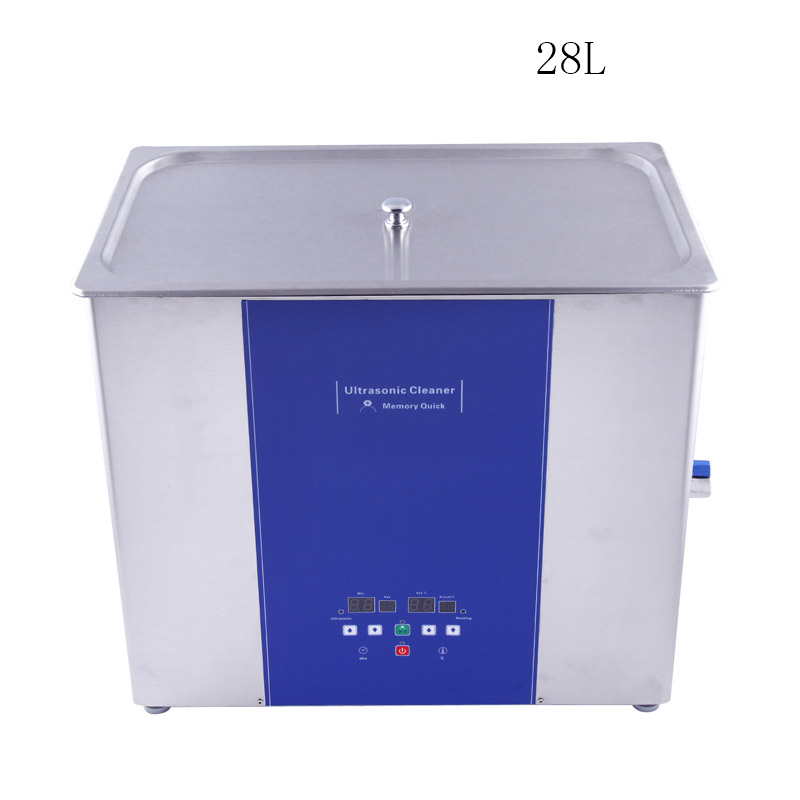 heated ultrasonic cleaner with timer and memory storage UD600SH-28LQ industrial cleaning machine(Hong Kong)